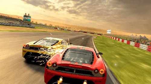 Real turbo racing für Android