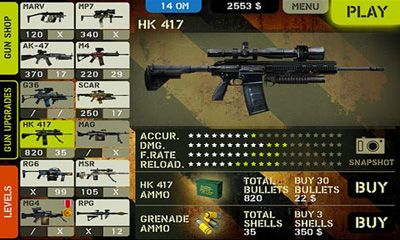Overkill para Android