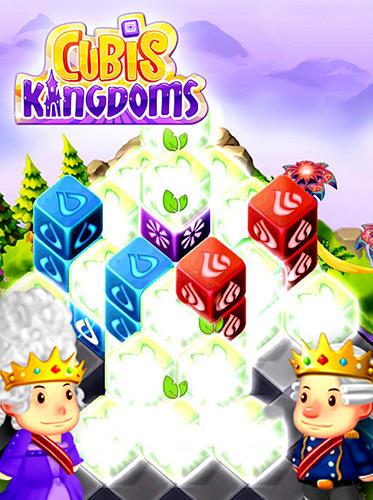 Cubis kingdoms: A match 3 puzzle adventure game Screenshot