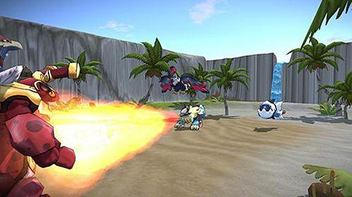 Juegos de rol: descarga Terra monstruos 3 a tu teléfono