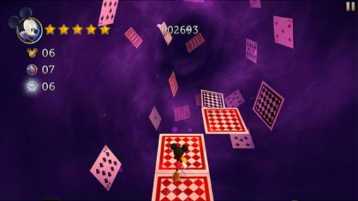 Castle of Illusion Starring Mickey Mouse in Russian