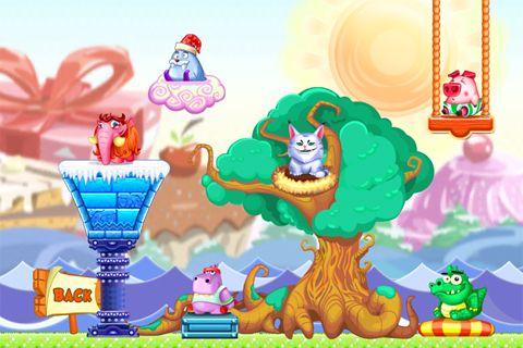 Arcade-Spiele: Lade Seevögel auf dein Handy herunter