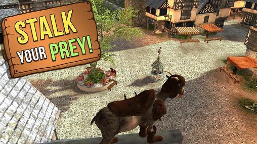 Goat simulator: MMO simulator for Android