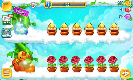 Sky garden: Paradise flowers for Android