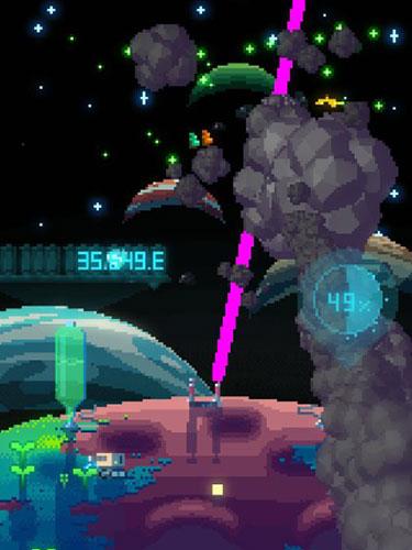 Pixel Green the planet 2 auf Deutsch