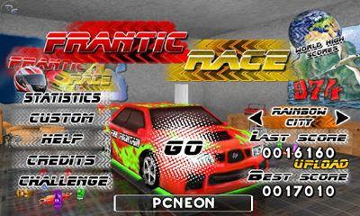 Frantic Race screenshot 2