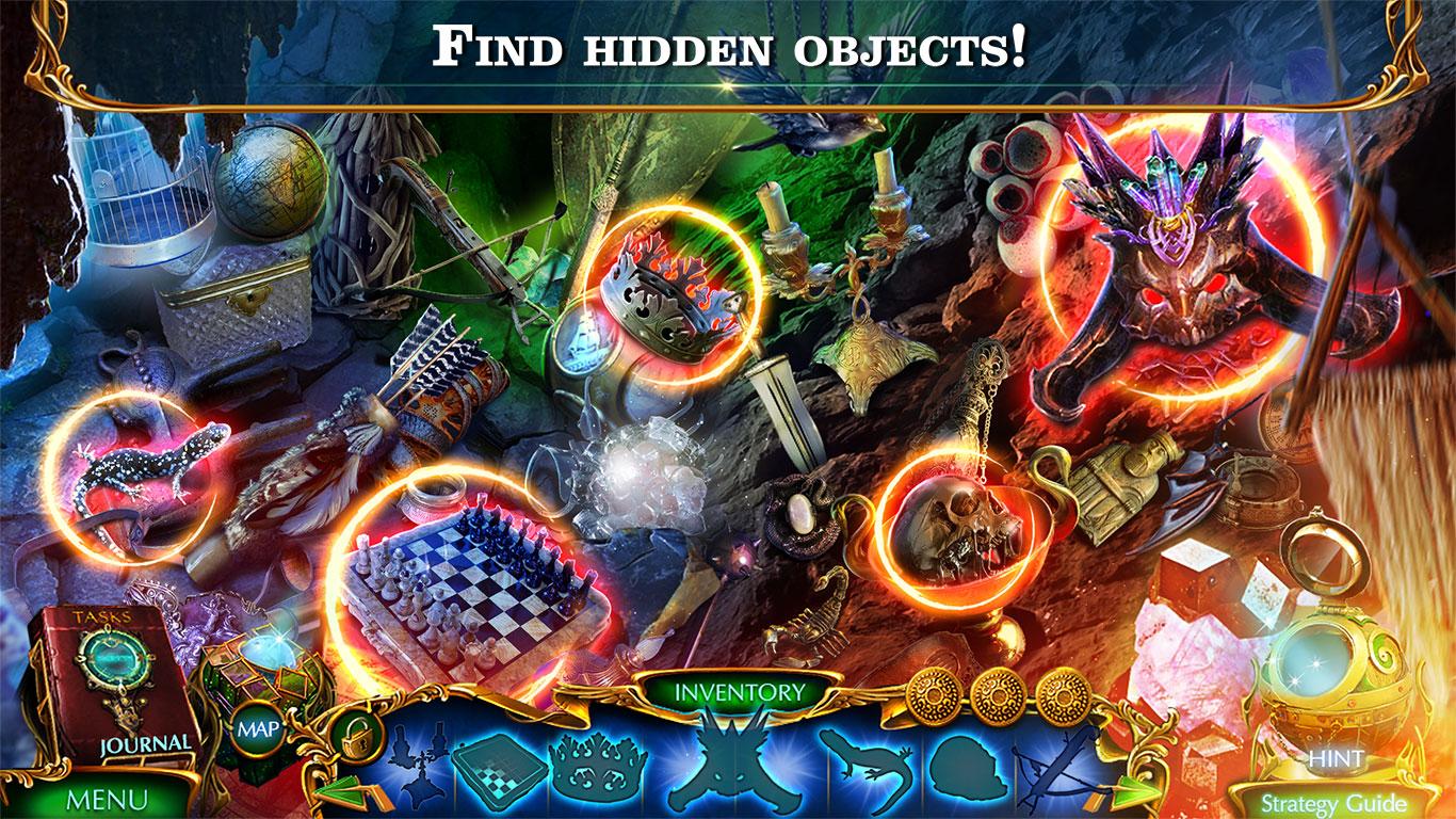 Поиск предметов Лабиринта Мира 6 (Free To Play) для Android