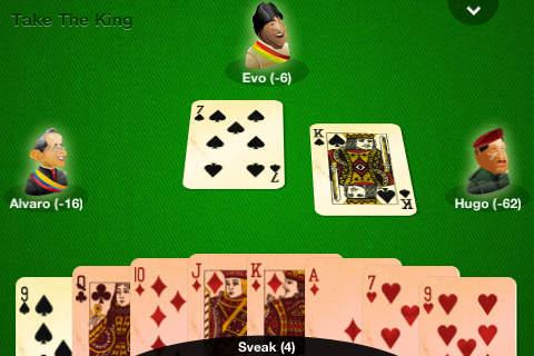 Glücksspiele: Lade Der König auf dein Handy herunter