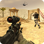 Call of modern world war: Free FPS shooting games icône