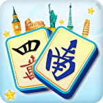 Mahjong solitaire: Country world tours icône