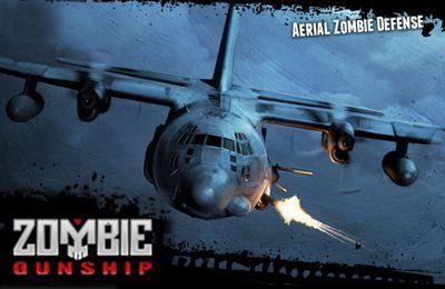 logo Helicóptero de zombie