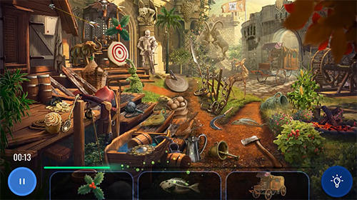 Medieval castle escape hidden objects game для Android