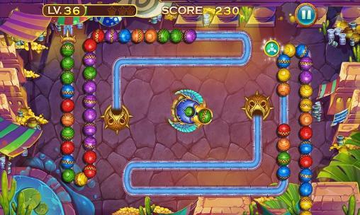 Arcade-Spiele Marble epic für das Smartphone