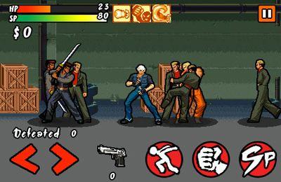 Kampfspiele: Lade Verrückte Stadtmonster auf dein Handy herunter