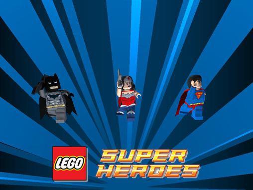 アイコン LEGO DC super heroes