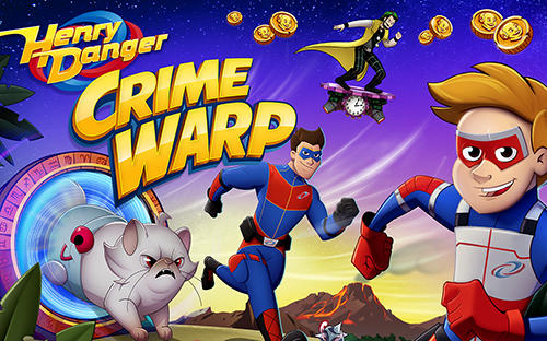 Henry danger: Crime warp screenshot 1