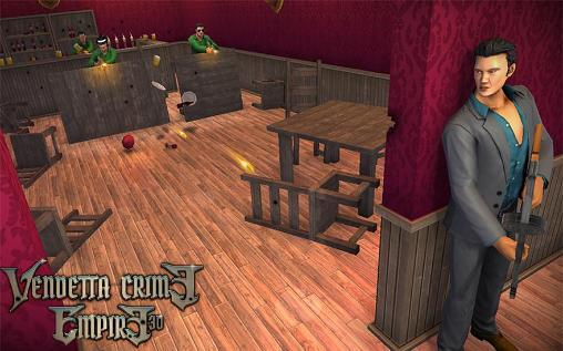 Vendetta: Crime empire 3D Screenshot