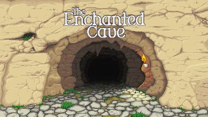 The enchanted cave captura de pantalla 1
