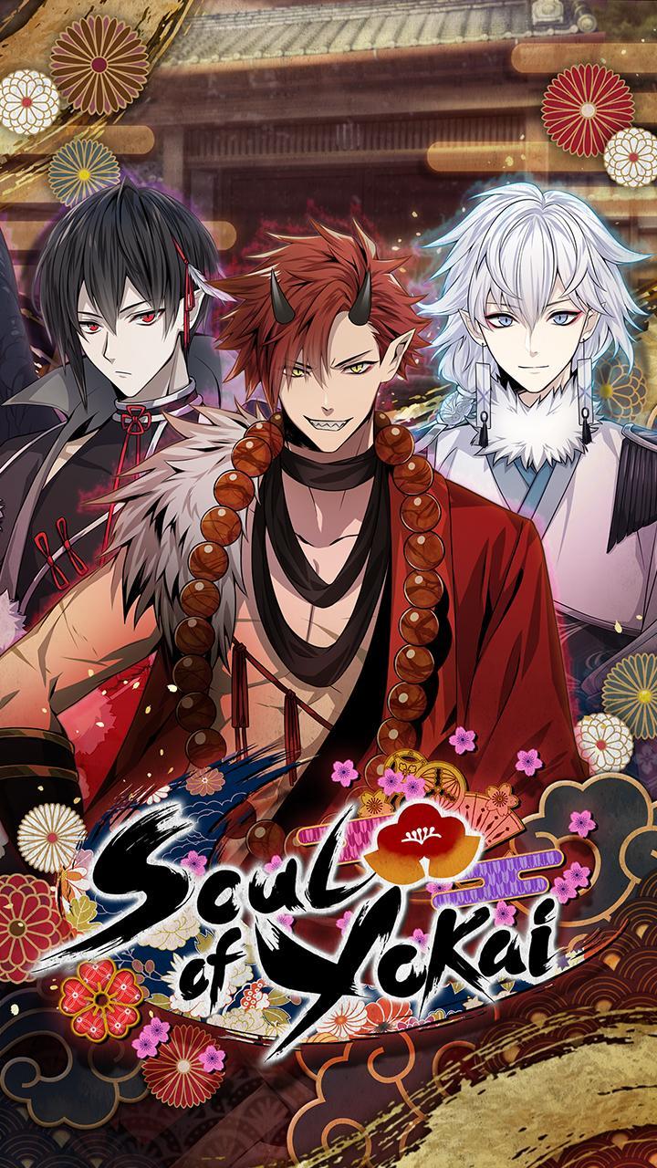Soul of Yokai: Otome Romance Game captura de tela 1