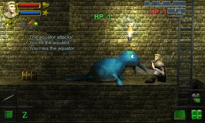 WazHack Screenshot