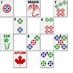 Mahjong solitaire Android 7 icon