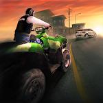 アイコン Police quad chase simulator 3D