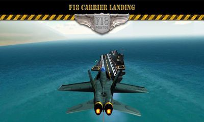 F18 Carrier Landing скріншот 1
