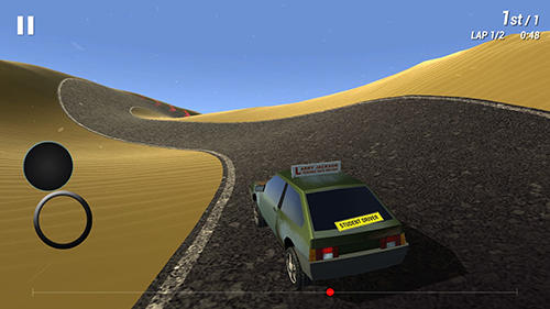 Freak racing screenshot 1