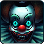Haunted circus 3D icon
