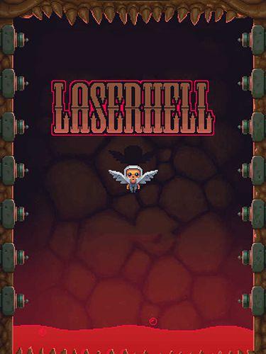 логотип Лазерная преисподняя