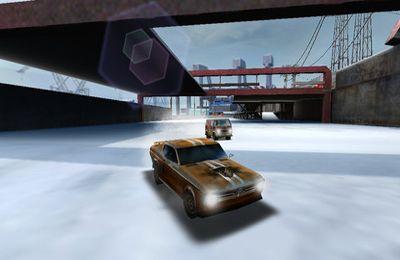 Мультиплеер игры: скачать Race After 1977 на телефон