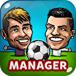 Puppet football card manager CCG icono