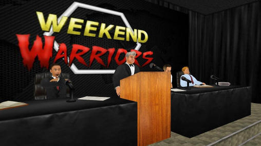 Weekend warriors MMA captura de pantalla 1