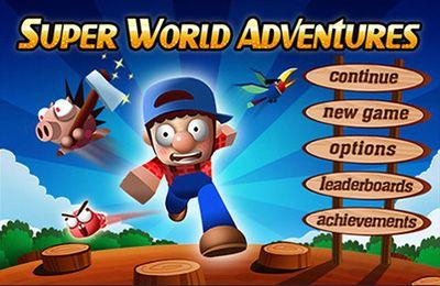 logo Aventuras en el super mundo