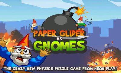 Paper Glider vs. Gnomes Symbol