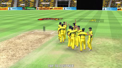 World cricket championship 2截图