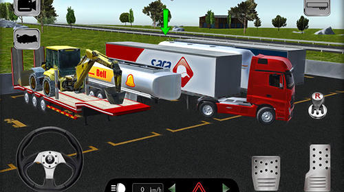 Cargo simulator 2019: Turkey for Android