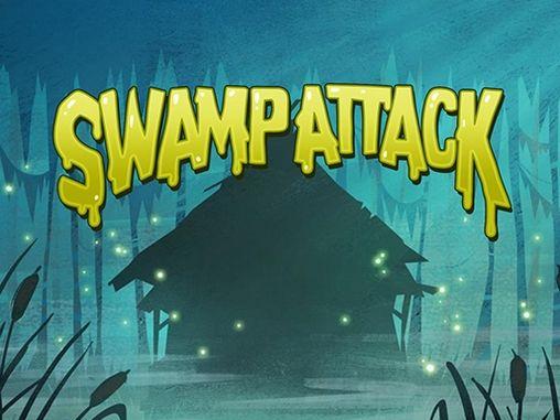 Swamp attack captura de tela 1