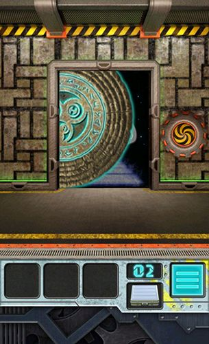 100 Doors: Aliens space для Android