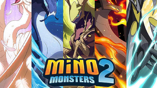 Mino monsters 2: Evolution ícone