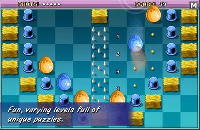 Juegos de arcade: descarga El Pollo y el Huevo a tu teléfono