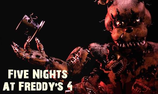 Five nights at Freddy's 4 captura de pantalla 1