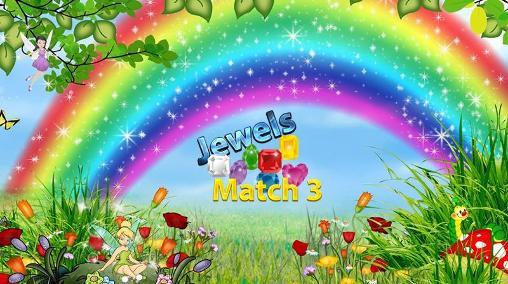 Jewels match 3 Screenshot