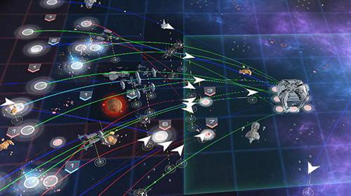 Aeon wars: Galactic conquest screenshot 1