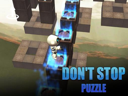 Don't stop: Puzzle Screenshot