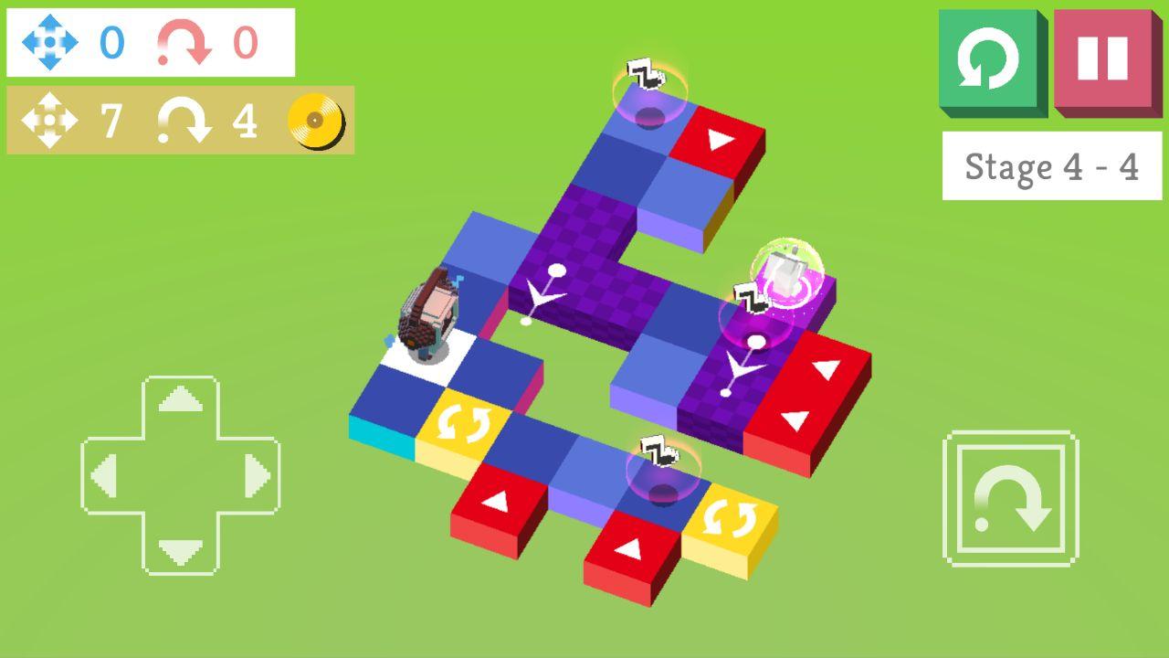 Chill Hop Quest: A Lo-Fi Driven Puzzle Game captura de tela 1