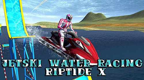 Jetski water racing: Riptide X скриншот 1