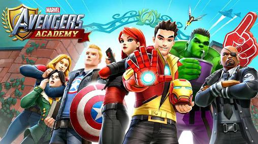 Marvel: Avengers academy captura de tela 1