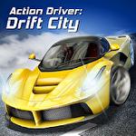 Action driver: Drift city Symbol