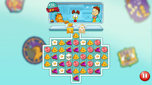 Garfield food truck pour Android